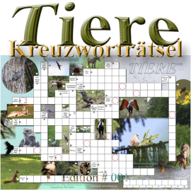 Tiere 01 crossword photos (C) Axel Culmsee