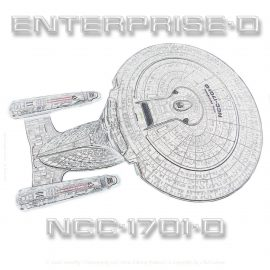 NCC-1701-D contour by Axel Culmsee