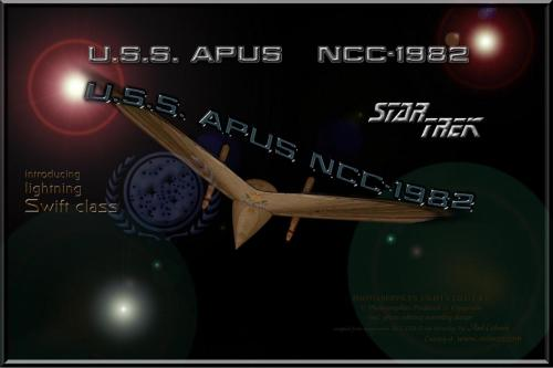 U.S.S. APUS NCC-1982