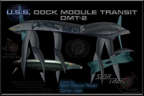 Dock Module Transit Carrier class