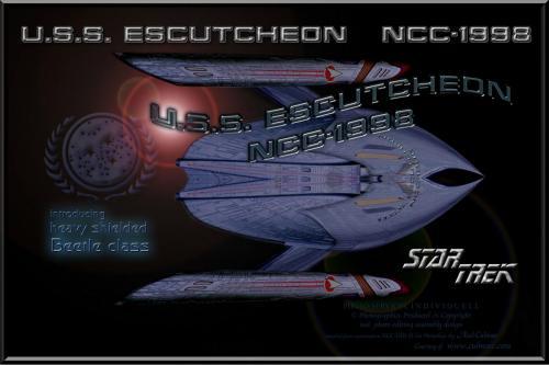 U.S.S. ESCUTCHEON NCC-1998
