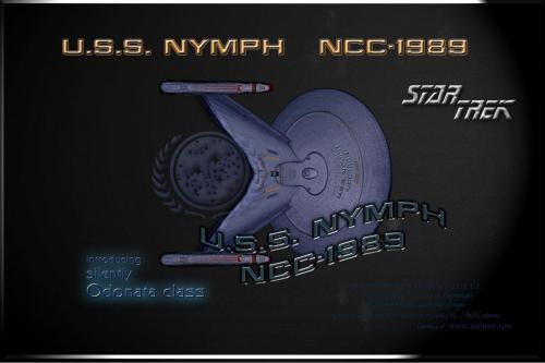 U.S.S. NYMPH NCC-1989