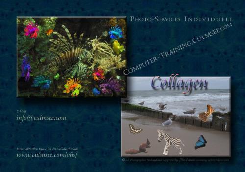 Foto-Collagen als Hintergrund reliefiert-Text jpg