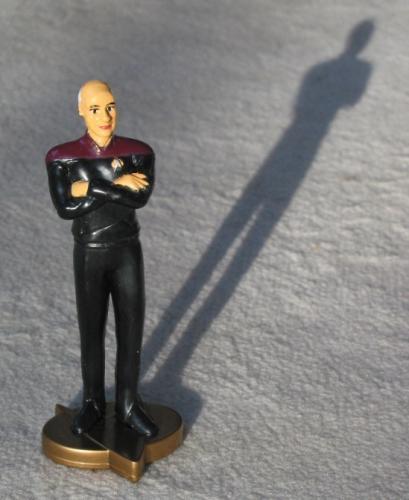 Schachfigur Picard