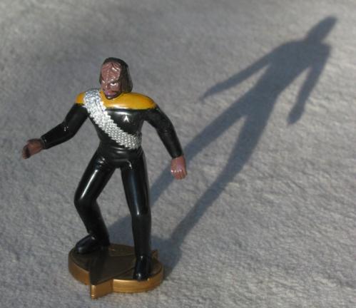 Schachfigur Worf