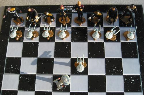 TNG-Schachspiel detail 1