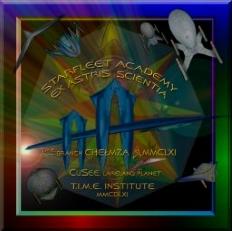 Starfleet Academy's T.I.M.E. institute T.I.M.E. gate branch Chelmza