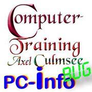 PC-Info Bug