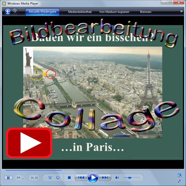 Demo-Video Paris-Collage