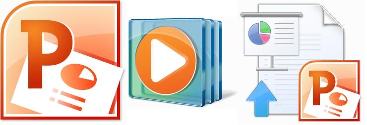PowerPoint Symbole Video