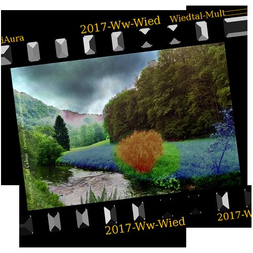 slide Wied-Tal river dawn aura