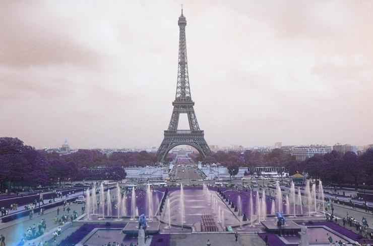 Eiffelturm Farbton 1