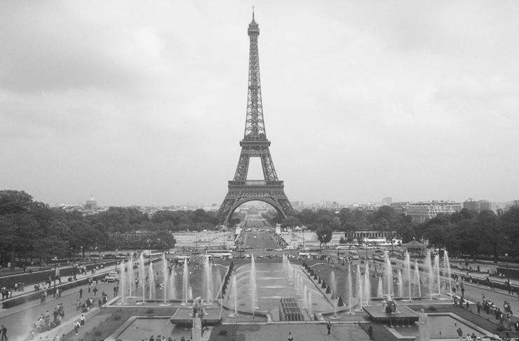 Eiffelturm SW