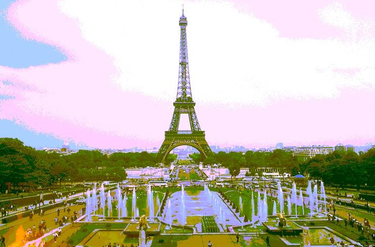 Eiffelturm Tontrennung 1