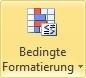 Excel Button Bedingte Formatierung