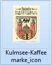 Kulmsee Kaffee-Marke