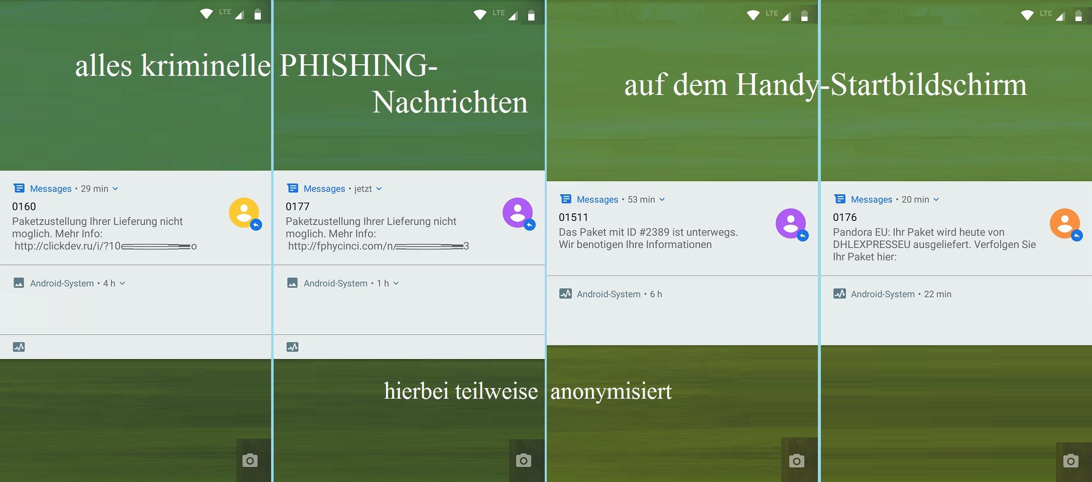 Phishing-Beispiel 17