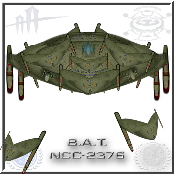 BAT CARRIER NCC-2376
