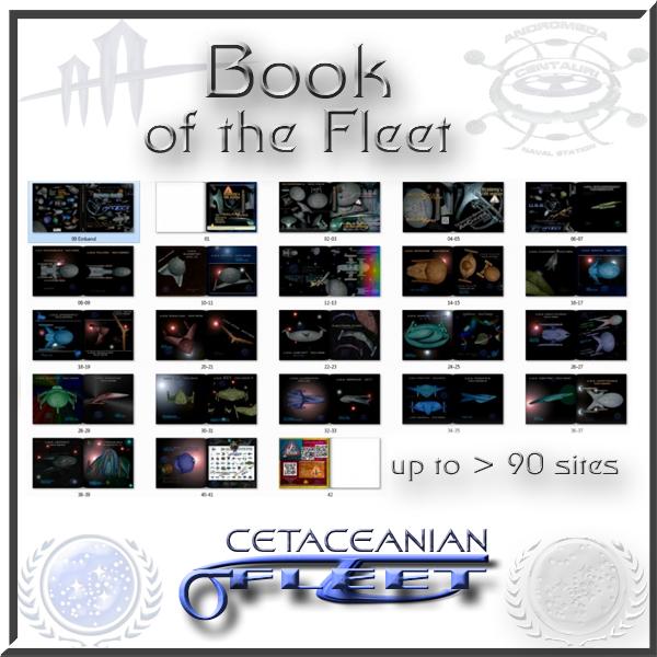 Star Trek Book of the SigmaTau Fleet