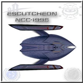 ESCUTCHEON NCC-1998
