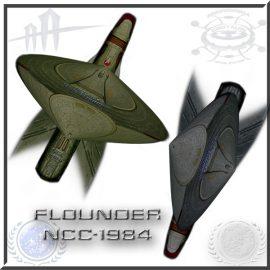 FLOUNDER NCC-1984