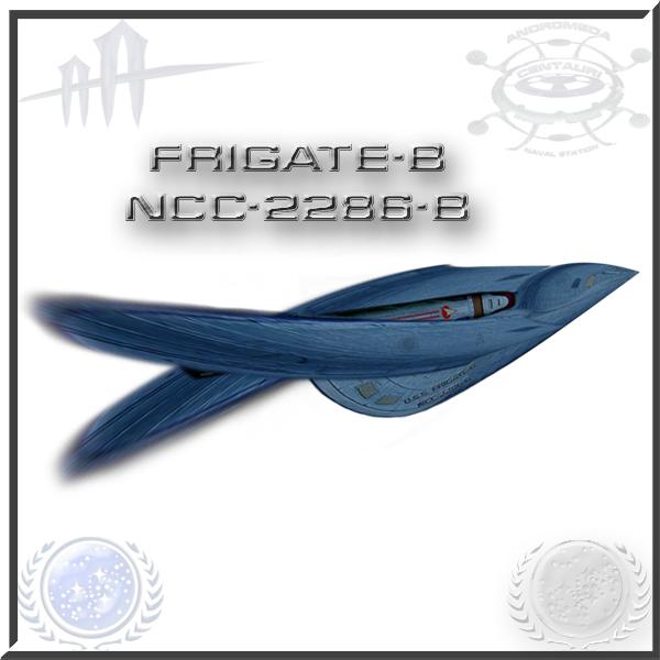 FRIGATE NCC-2286-B
