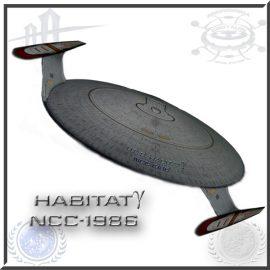 HABITAT NCC-1986