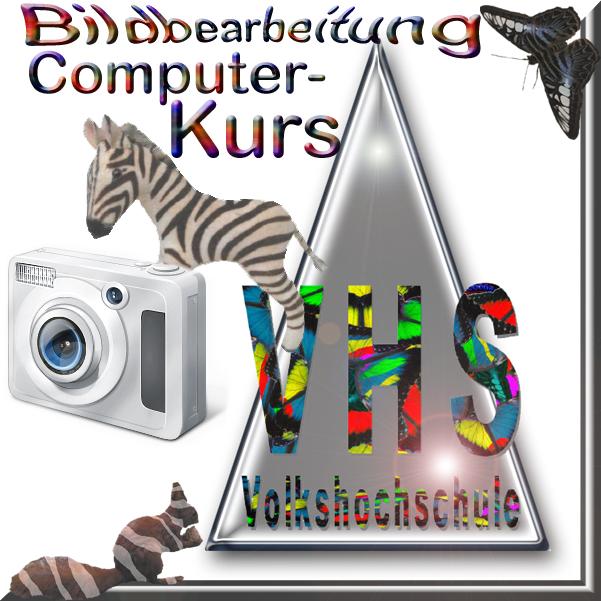 VHS PC-Kurs Fotos bearbeiten