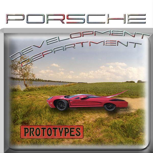 Porsche amphiJetDrive
