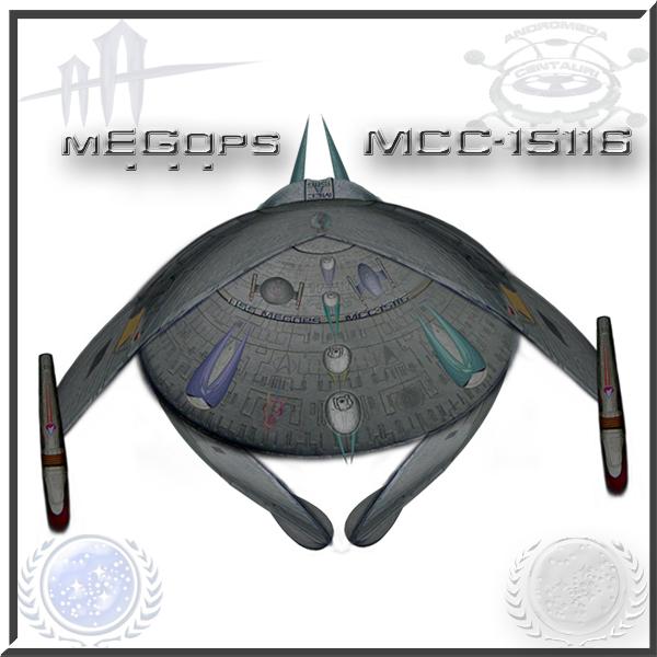 megOPS MCC-15116