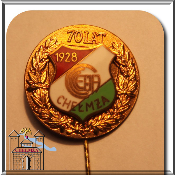 Chelmza Legia 1928-1998
