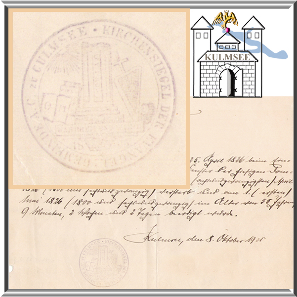 Culmsee Kirchensiegel