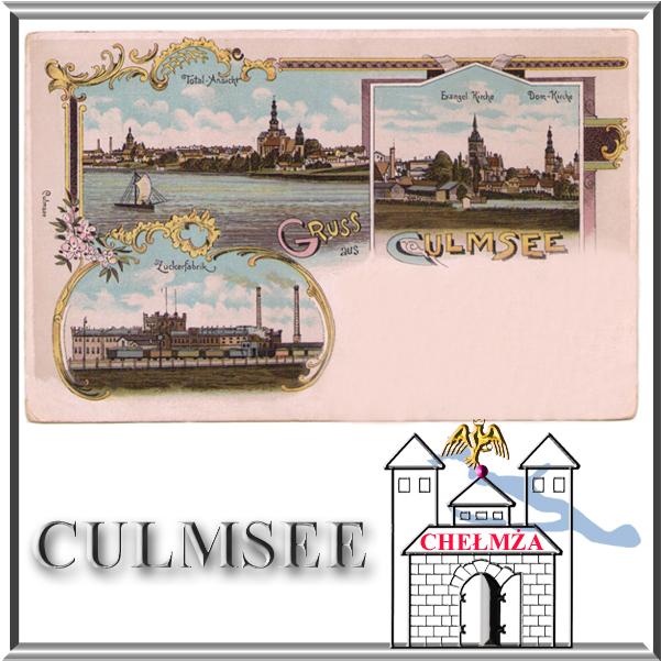 Culmsee postcard 1901