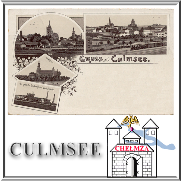 Culmsee postcard Lithographies