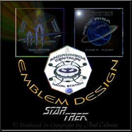 StarTrek Logos-Set