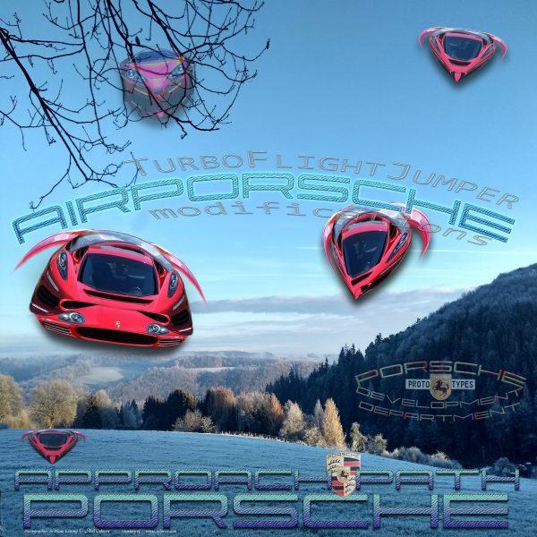 Porsche air modifications