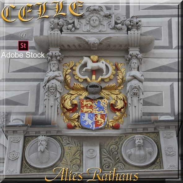 Celle Altes Rathaus by Axel Culmsee