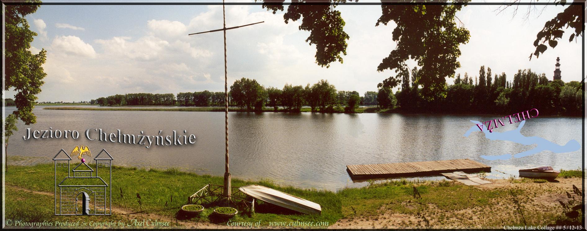 Chelmza Jezioro Chelmzynskie 2001