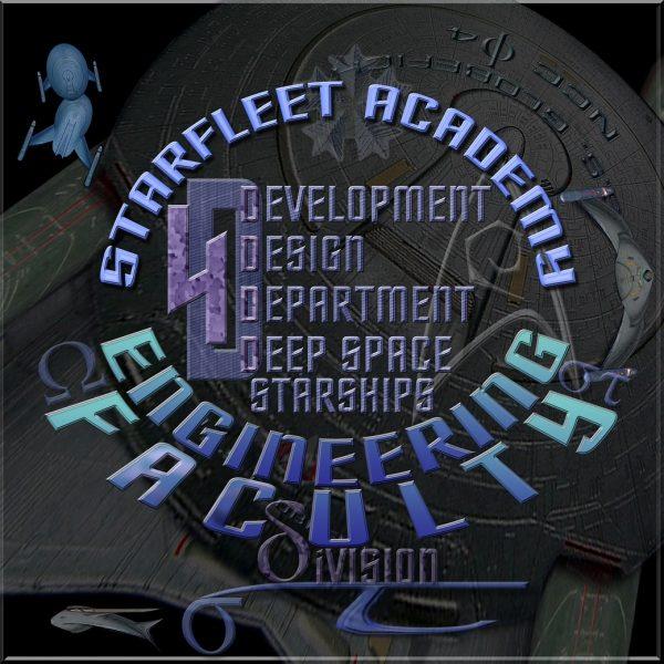 Starfleet Academy Engineering Faculty