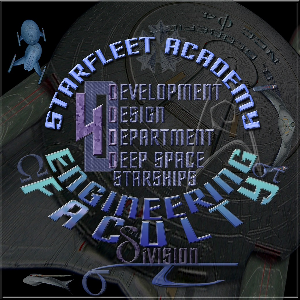 Starfleet Academy Engineering Faculty