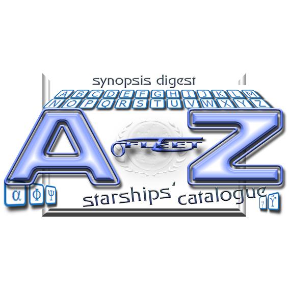 Star Trek synopsis digest starships catalogue