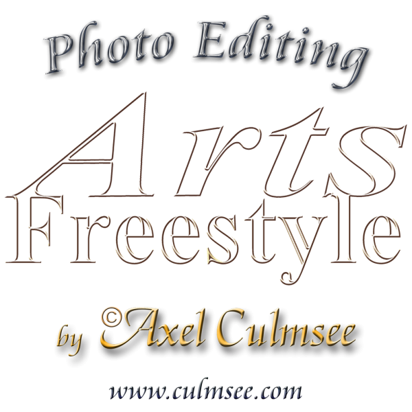 ArtsFreestyle Photo Editing by Axel Culmsee