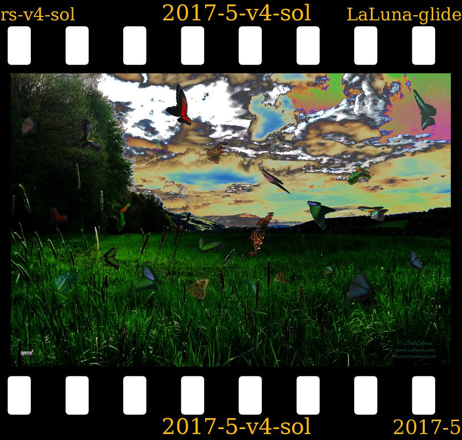 slide LaLuna gliders Westerwald solarized