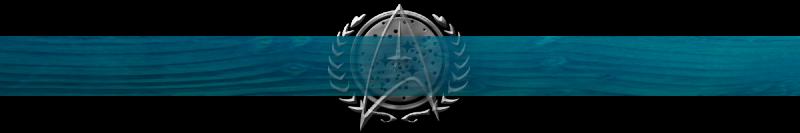 banderole Star Trek United Federation of Planets