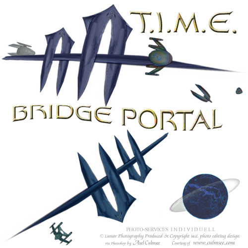 Star Trek T.I.M.E. bridge portal