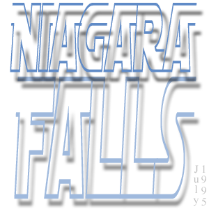 Niagara Falls depiction