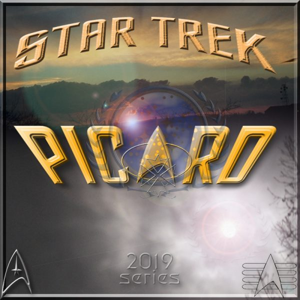 Star Trek Picard, post intro prime series CBS