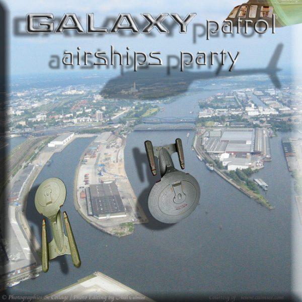GALAXY harbor patrol