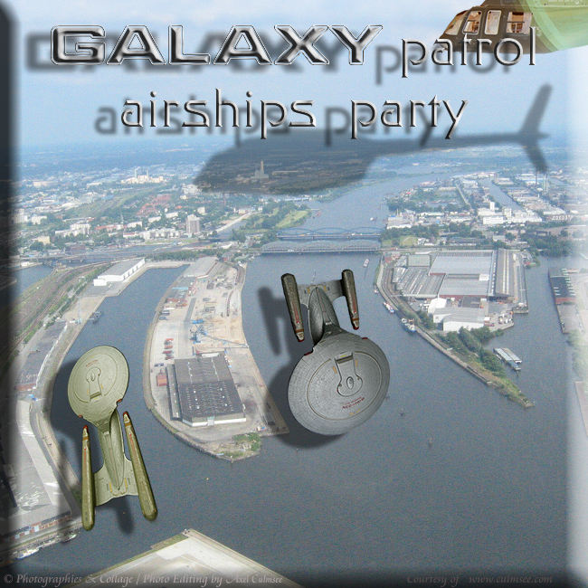 GALAXY harbor patrol
