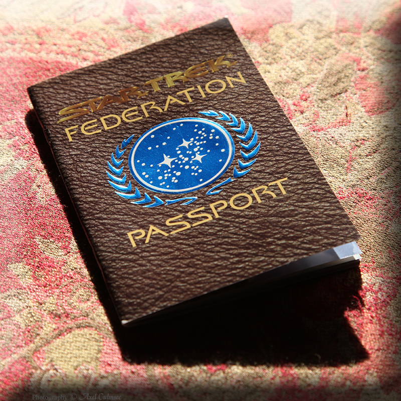 Star Trek Federation Passport 1996